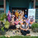Rumah Zakat Berikan Pendampingan Kepada Kelompok Wanita Tani