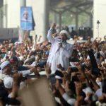 Pendukung Rizieq Shihab Jangan Mengintervensi Hukum