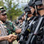 Masyarakat Mendukung Aparat Keamanan Jaga Perdamaian di Papua