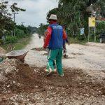 Jalan Rusak, Kepala Unit PT Hulu Batu Perkasa Angkat Bicara