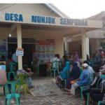 Diduga, Kades Dan Perangkat Desa Munjuk Sempurna Tebang Pilih Terkait Bantuan PKH Dan Bedah Rumah