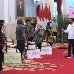 Bantuan Tunai 2021, Presiden: Disalurkan Langsung Tanpa Potongan Apapun