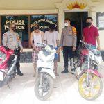 Polsek Banjar Agung Dibantu Warga Tangkap Dua Pelaku Percobaan Curanmor Yang Merupakan Residivis