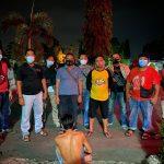 Team Tekab 308 Sat Reskrim Polres Lampura Berhasil Ringkus Diduga Pelaku Curat