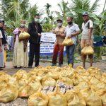 Persatuan Istri Pegawai Bank Indonesia (PIPEBI) Provinsi Aceh berkerjasama dengan Rumah Zakat