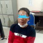 Sat Reskrim Polres Lamsel Kembali Menahan 1 Tersangka Penganiyaan Anggota Polhut