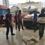 Bupati Pringsewu Berikan Bantuan Korban Banjir Bandang
