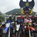 Dandim 0421/Lampung Selatan Trabas Jalur Lampung Timur