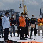 RIB KN Wisnu Serahkan 3 Kantong Serpihan dan 5 Kantong Body Part