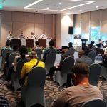 KNKT dan Sriwijaya Air Temui Keluarga Penumpang dan Awak Pesawat SJ-182