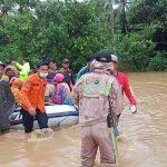 Lebih dari Dua Puluh Ribu Jiwa Terdampak Banjir di Kalimantan Selatan