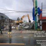 Sebanyak 81 Orang Meninggal Akibat Gempa M6,2 di Sulawesi Barat