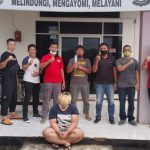 Buron 8 Bulan, Pelaku Penipuan Terhadap Seorang PNS di Menggala Ditangkap Polisi