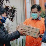 Kolaborasi dengan Berbagai Pihak, Rumah Zakat Respon Bencana di Lima Titik