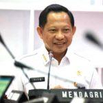 Tito Karnavian Sampaikan Pesan Ini ke Calon Kapolri Komjen Listyo Sigit