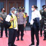 Tinjau Penanganan Gempa, Presiden Jokowi Bertolak Menuju Sulawesi Barat