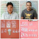 Satres Narkoba Polres Lampura amankan dua orang terduga pelaku penyalahguna Narkoba