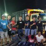 Komplotan Curanmor Spesialis Mobil di Tulangbawang Akhirnya Diringkus Polisi