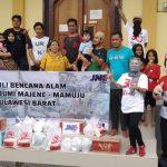 Peduli Bencana, JNE Gratiskan Biaya Pengiriman Bantuan