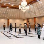 Mensesneg Pratikno Lantik 11 Pejabat Eselon I di Kementerian Sekretariat Negara