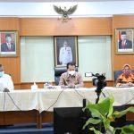 Badan Litbang Kemendagri Gelar Webinar Konflik Pertanahan di Indonesia