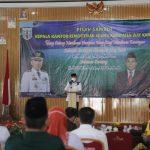 Adipati Hadiri Pisah Sambut dan Sertijab Kepala Kemenag Kabupaten Way Kanan