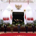 Presiden Jokowi Lantik Anggota Dewan Pengawas Lembaga Pengelola Investasi