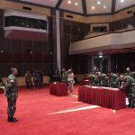 TNI Laksanakan Penandatanganan KontrakBersamaPengadaan Barang dan Jasa