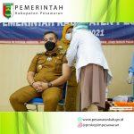 Dendi Ramadhona : Vaksin Salah Satu Solusi Putus Rantai Penyebaran Covid 19