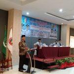 Wakil Bupati Pringsewu Buka Konferensi Kerja Kabupaten I Pringsewu Tahun 2021