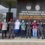 Kunjungan Kerja Danbrigif 4 Mar/BS Ke KSOP Panjang