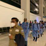 Kemlu dan KBRI New Delhi Berhasil Pulangkan 28 Nelayan asal Aceh