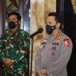 Kapolri Silaturahmi ke Panglima TNI, Tekankan Sinergitas dan Soliditas