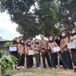 """Gerakan Pramuka Kwartir Ranting Tanjung Sari """"Galang Dana Untuk Korban Bencana Alam"""