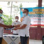 Camat Abung Tengah Resmi Di Serah Terimakan Kepada Kasim, S.E., M.M.