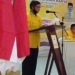 Fauzi : Selamat Atas Terpilih Kembali Suherman Sebagai Ketua DPD II Partai Golkar Pringsewu