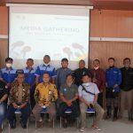 KPP Pratama Kotabumi Gelar Media Gathering dan Sosialisasi Anti Korupsi