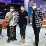 "Ketum IWO Ikut Dalam Acara Talkshow ""Ngopi"" di Kompas TV"