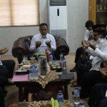 Bupati Nanang Lakukan Audiensi Bersama PGSI dan Guru Ngaji Se-Lamsel