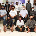 Masyarakat Adat Papua Dukung Vaksinasi Covid-19