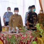 Bupati Lampura Hi. Budi Utomo, SE., MM. Resmikan Yayasan Rehabilitasi Narkoba