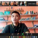 HMB Mengadakan acara Virtual Colleges Of Lampung