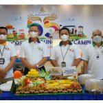 Peringatan 55 Tahun Bank Lampung Sinergi Membangun UMKM Lampung
