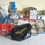 Unit Reskrim Polsek Jati Agung, Bersil Menangkap Pelaku Pengedar Obat Ilegal