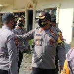 Wakapolres Pimpin Gaktiblin di Polsek Banjar Agung, Berikut 10 Poin Arahannya