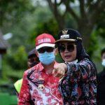 Winarti : Pasar Unit 2 Menjadi Sentra Ekonomi Sesuai RPJMD dan RPRW  Kecamatan Banjar Agung