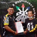 "Pengukuhan 32 Anggota LSM GMBI KSM Jati Agung "" Sekaligus Santunan Anak Yatim Piatu"""