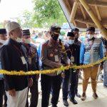 Prof. Bagir Manan Jadi Nama Kantor PWI Tubaba