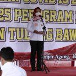 Tuba Kabupaten Pertama Dilampung yang Sudah Menyalurkan Dana Desa Tahap I