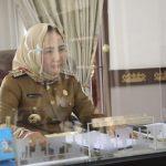 Dialog Dengan RRI, Winarti Promosikan Destinasi Wisata di Tulangbawang